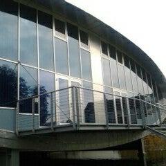 Photo taken at FH Oberösterreich - Fakultät für Informatik, Kommunikation und Medien by Demur N. on 10/1/2012