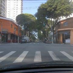 Photo taken at Rua Borges Lagoa by Fernando X. on 8/12/2013