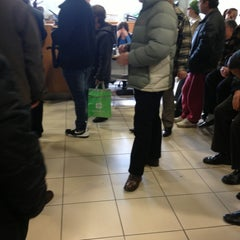 Photo taken at Εθνική Τράπεζα Αγ. Ιεροθέου by Spiridoula M. on 12/21/2012
