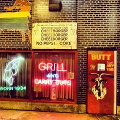 Photo taken at Billy Goat Tavern by Don't Panic M. on 7/4/2013