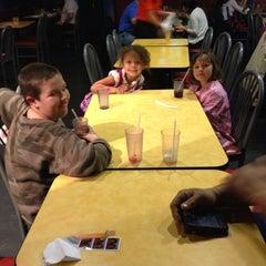 Photo taken at GattiTown by Jamie S. on 11/18/2012