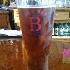 Photo taken at B & L Bar by Mark W. on 5/17/2014