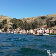 Photo taken at La Paz by Yael S. on 9/21/2014