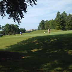 Photo taken at Raven Golf Club by Charlie E. on 7/13/2015