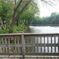 Photo taken at Niles Riverfront Park by Sarah B. on 5/20/2013