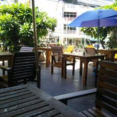 Photo taken at Baramee Resortel Phuket by Dmitriy C. on 5/14/2014