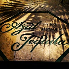 Photo taken at Azul Tequila by Jose R. on 3/17/2014
