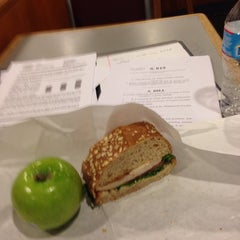 Photo taken at Dirksen Cafeteria by Christian B. on 10/31/2013