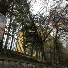 Photo taken at Bahçelievler Anadolu Lisesi by Bora D. on 2/19/2013