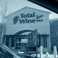 Photo taken at Total Wine & More by Pat on 11/17/2012