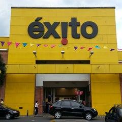 Photo taken at Éxito Envigado by Gabriel P. on 3/10/2013