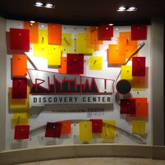 Photo taken at Rhythm! Discovery Center by Brian W. on 8/10/2013