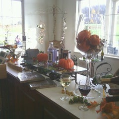 Photo taken at Clover Hill Winery by Carolyn S. on 11/18/2012