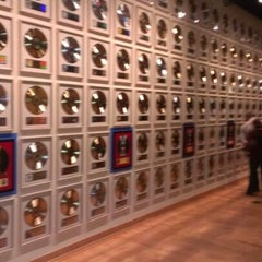 Photo taken at Country Music Hall of Fame® and Museum by Mike B. on 5/5/2013