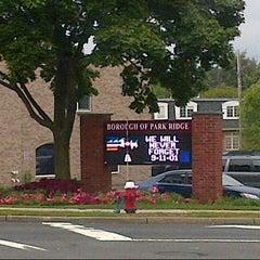 Photo taken at Park Ridge by B n H on 9/23/2014