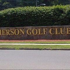 Photo taken at Emerson Golf Club by B n H on 7/12/2014