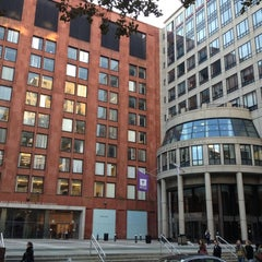 Photo taken at NYU Stern School of Business by Alexander K. on 11/11/2012