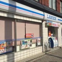 Photo taken at ローソン 聖護院店 by Jagar M. on 7/18/2015