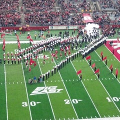 Photo taken at High Point Solutions Stadium by David A. on 10/6/2012