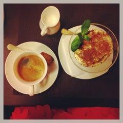 Photo taken at La Spezia ristorante by Rimma A. on 3/16/2013