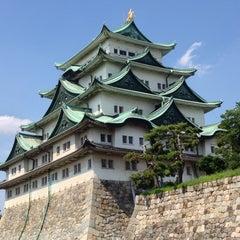 Photo taken at 名古屋城 (Nagoya Castle) by gdestiny on 7/11/2013