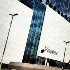 Photo taken at Shopping JK Iguatemi by Thiago M. on 3/21/2013