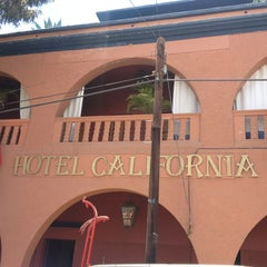Photo taken at Hotel California by Omar H. on 5/17/2013