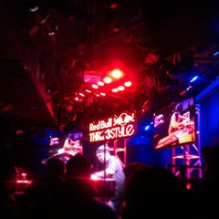 Photo taken at Le Poisson Rouge by Jocelyn T. on 2/1/2013