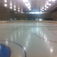 Photo taken at West End Ice Rink by Andreas L. on 9/30/2012