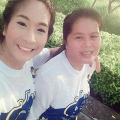 Photo taken at สโมสรราชพฤกษ์ (Rajpruek Club) by Glouykai T. on 5/5/2015