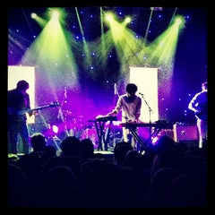 Photo taken at Webster Hall by Chelsea Mae H. on 2/14/2013