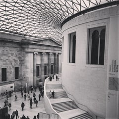 Photo taken at British Museum by Anuwat C. on 6/18/2013