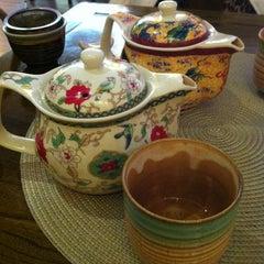Photo taken at Radiance Tea House & Books by Mariya S. on 3/2/2013