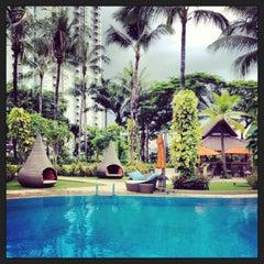 Photo taken at Shangri-La Hotel, Jakarta by eso on 2/13/2013
