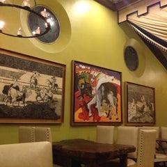 Photo taken at Ipar's Restaurante Y Bar De Tapas by Chrissy Q. on 11/3/2014
