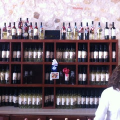 Photo taken at Duchman Family Winery by Adi B. on 12/26/2012