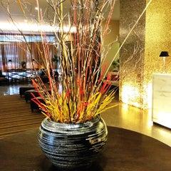 Photo taken at Sunbeam Pattaya Spa & Wellness Hotel by mr.Pan B. on 4/14/2013