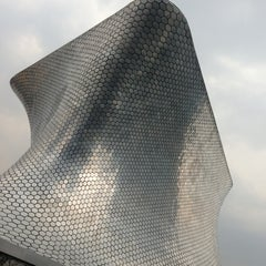 Photo taken at Plaza Carso by Gallo on 4/7/2013