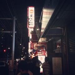 Photo taken at 天下一品 錦糸町店 by hidea on 10/1/2012