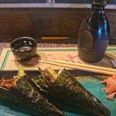 Photo taken at Samurai Sushi by Cornelius B. on 10/6/2012