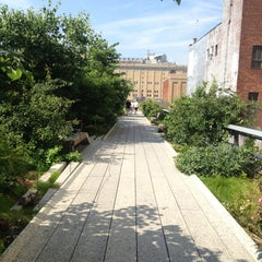 Photo taken at High Line by Alex P. on 7/9/2013