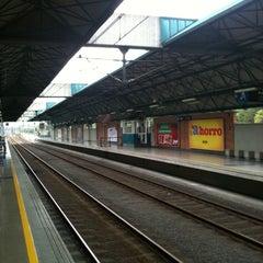 Photo taken at METRO - Estacion Poblado by Maria del Pilar G. on 12/30/2012