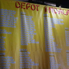 Photo taken at Depot Andalan by Utami R. on 1/6/2013
