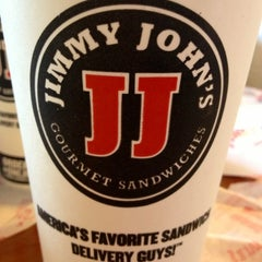 Photo taken at Jimmy John's by Don't Want Swarm on 9/22/2012