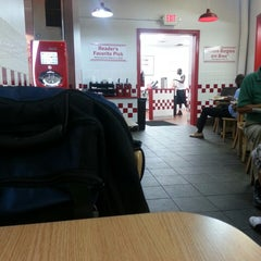 Photo taken at Five Guys by Michael P. on 5/31/2013