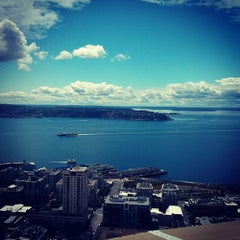 Photo taken at Space Needle by Jason M. on 6/21/2013