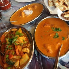 Photo taken at Bombay Indian Restaurant by Triya R. on 8/19/2013