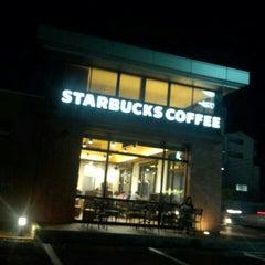 Photo taken at Starbucks Coffee 草津国道1号店 by かわたく on 5/7/2014