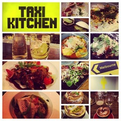 Photo taken at Taxi Kitchen by Kane S. on 11/4/2014