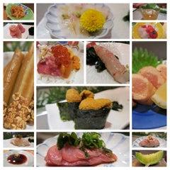Photo taken at Sushi Shin 鮨辰日本料理 by Kane S. on 1/23/2015